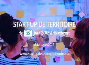 Start-up de Territoires à Bordeaux