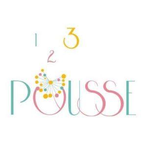 1 2 3 Pousse