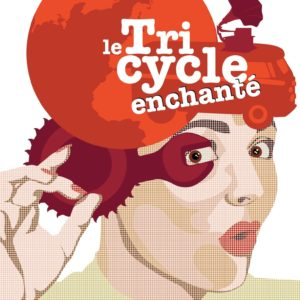 Tricycle enchanté